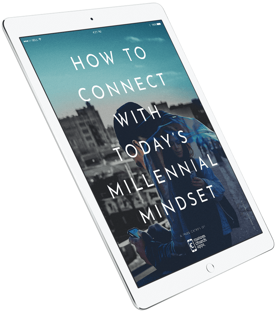 Ebook: How To Connect With Today's Millennial Mindset