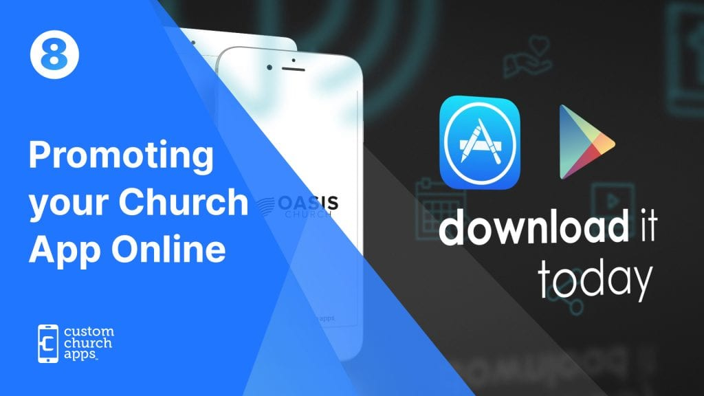 Promoting Your Church App Online