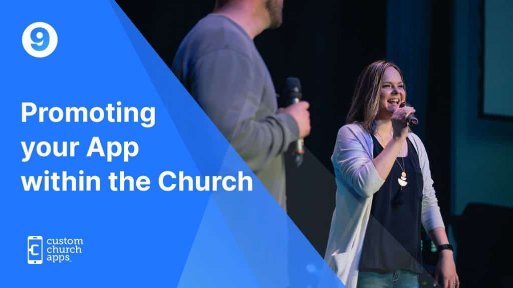 Promoting Your App within the Church