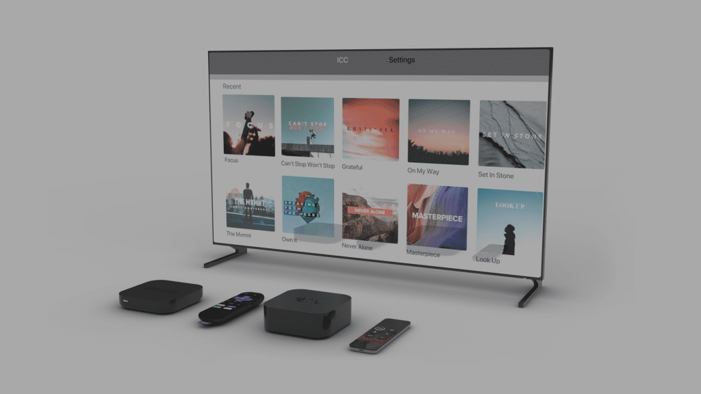 Best TV apps for churches